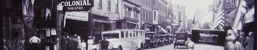 1920s Old Town Winchester photo