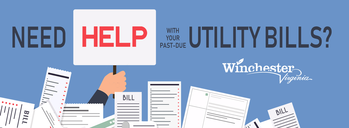 Need Help with your past-due utility bills?