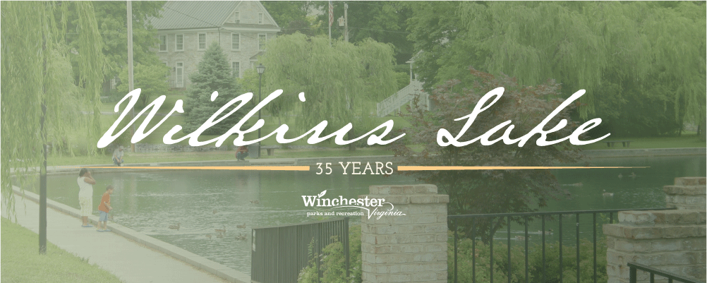 Wilkins Lake - 35 years