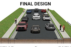 Wentworth Drive final option