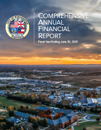 FY2020 CAFR Cover