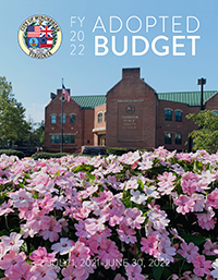 FY22 Budget Cover