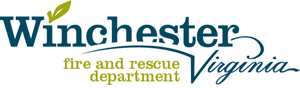 Winchester Fire and Rescue Department logo