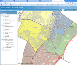 GIS Interactive Mapping