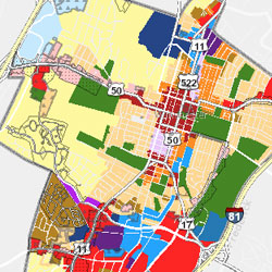 Zoning Map Link Icon