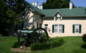 Stonewall Jackson Headquarters Museum