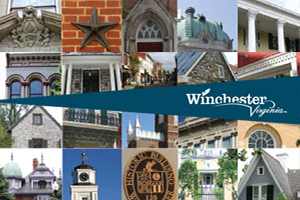 Winchester historic district collage