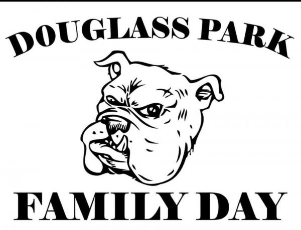 Frederick Douglass Park Family Day logo