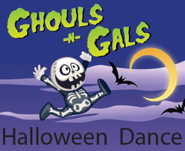 Ghouls and Gals Middle School Dance