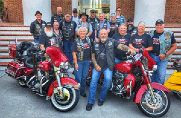 Harley Owners Group photo