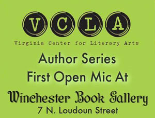 Open Mic Night Author Series