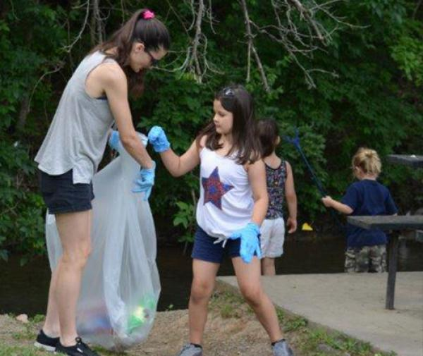 park cleanup activities