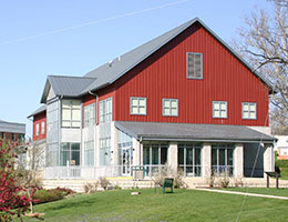 Winchester Frederick County Visitor Center