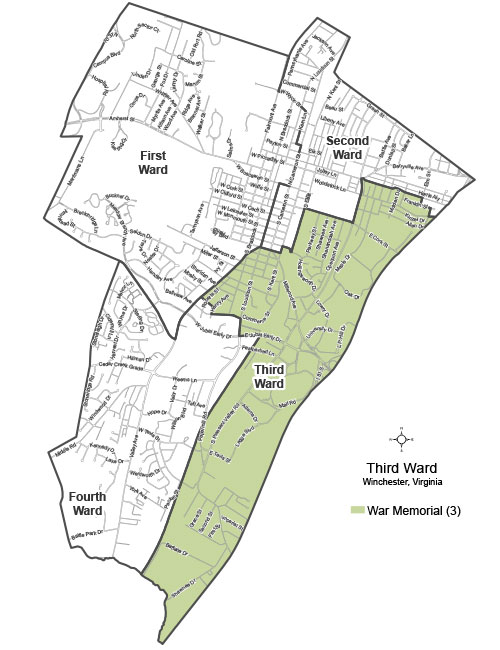 Third Ward Polling Places